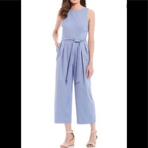 Antonio Melani Cropped Wide Leg Jumpsuit